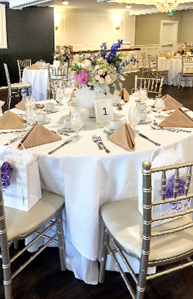 elegant nj bridal baby shower venue