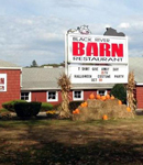 Black River barn restaurant