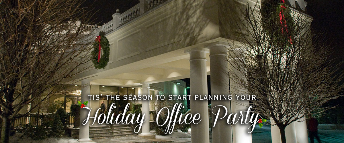 Corporate Company Holiday Meeting Parties