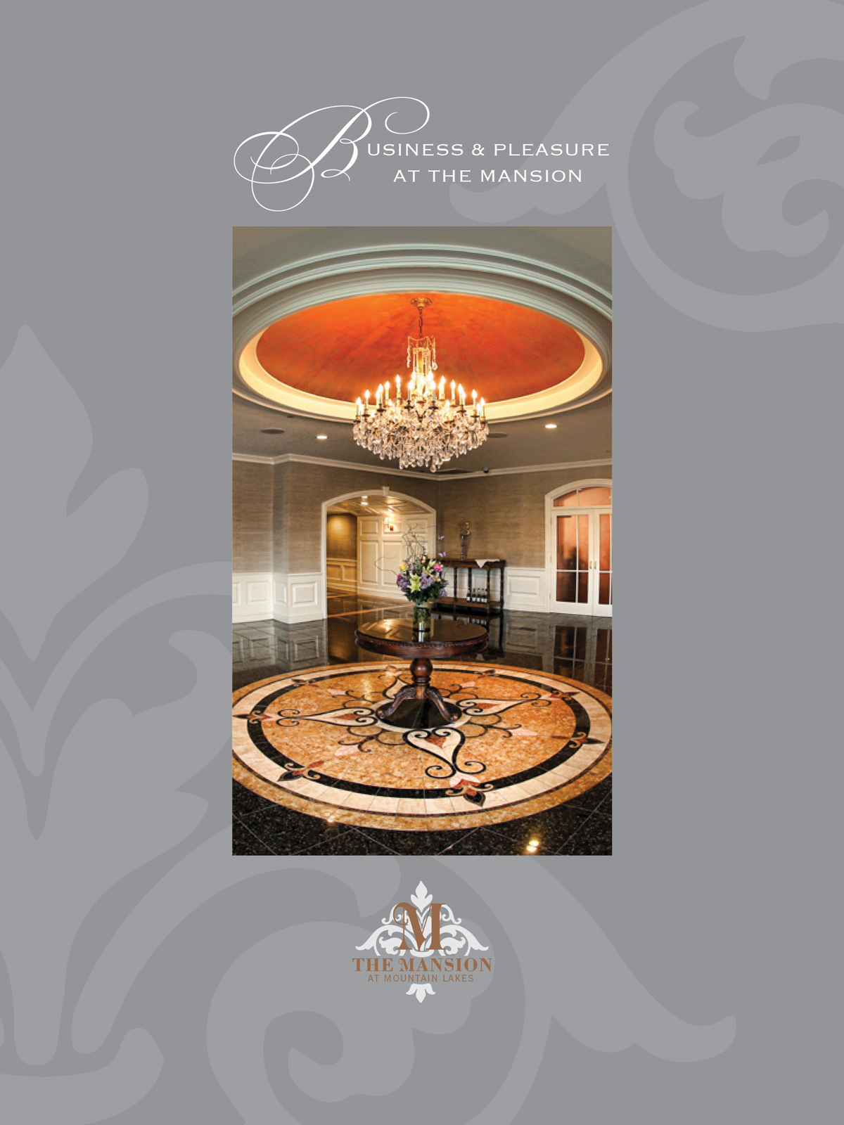 The Mansion at Mountain Lakes Corporate Brochure 1