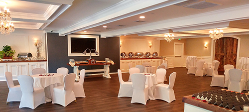 corporate meetings banquets room