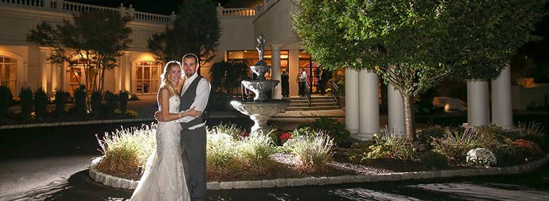 Weddings Mansion At Mountain Lakes