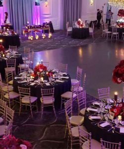 Elegant New Jersey Wedding Ballroom