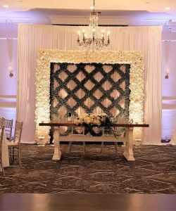 Mansion Bridal Table