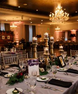 Wedding Ballroom Design