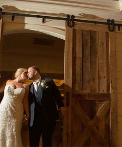 Wedding Barn Doors