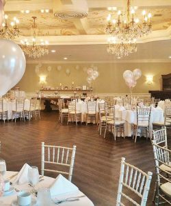 Beautiful Rustic Baby Shower Venue