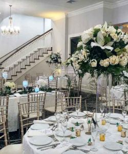 Elegant Bridal Suite Entrance Nj Wedding Venue