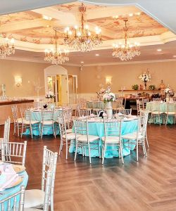 Elegant New Jersey Party Venue