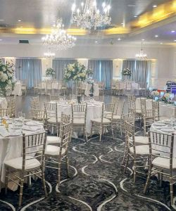 Grand Ballroom Wedding Reception Dance Floor Venue