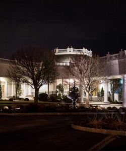 New Jersey Wedding Event Venue At Night