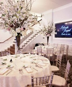 New Rustic Nj Ballroom Wedding Reception Venue