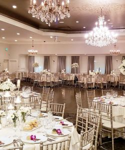 Rusic New Jersey Grand Ballroom Wedding Reception Venue