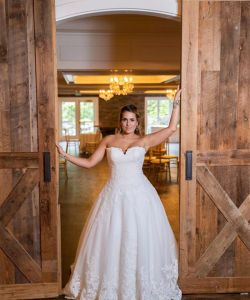 Rustic Elegant Bride Nj Wedding Venue